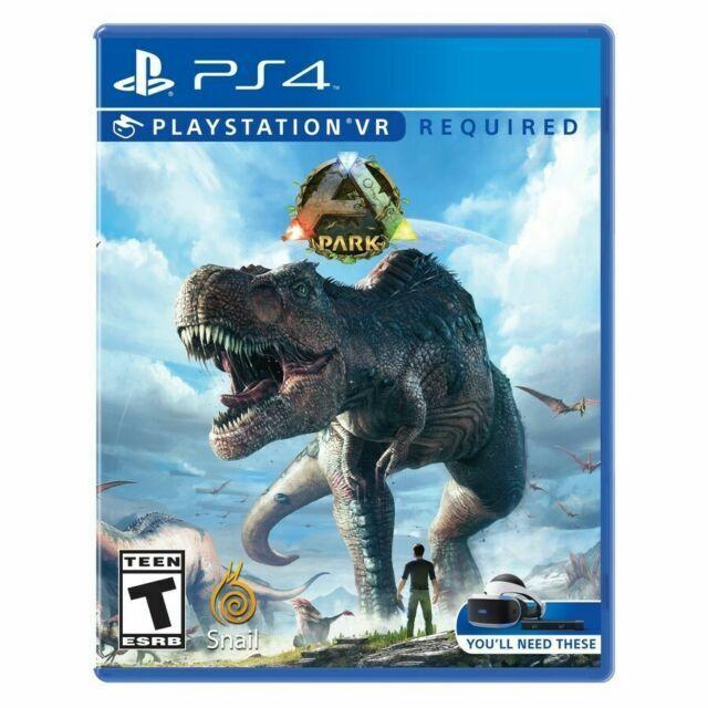 Ark Park Playstation 4 Vr Game For Sale Online Ebay