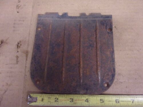 1955 1956 1957 CHEVY BEL AIR WAGON NOMAD TAILGATE INSPECTION COVER PLATE 210 OEM