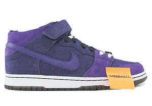 reputable site edc2c 75f34 Image is loading NIKE-DUNK-SB-US-6-DIRTY-MONEY-BRAZIL-