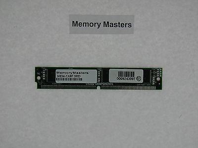 Vervoering Mem-1x8f 8mb 80 Pin Flash Memory For Cisco 2500 Tested Duidelijk Effect