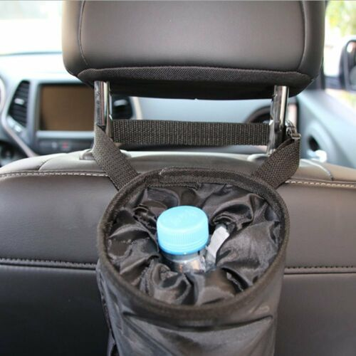 2PCS Washable Durable Oxford Eco-friendly Car Storage and Trash Bag Leakproof