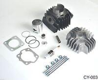 Cylinder Piston Gasket Top End Kit For Suzuki Lt50 1983 1984