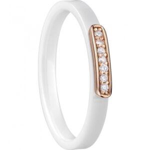 rhodiniert hx10184 Caballeros lujosa anillo sello anillo anillo College circonita