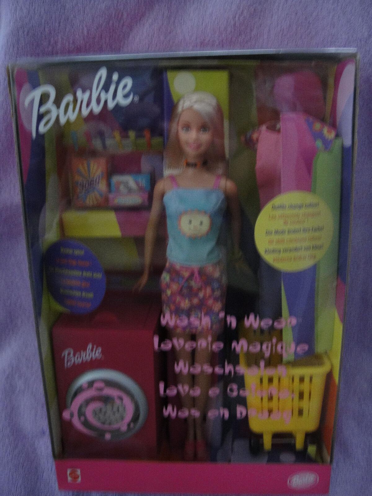 Barbie 'n' Barbie Wash 'n' Barbie Wear d5cb69