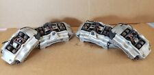 2003 2010 Porsche Cayanne Brembo Brake Calipers Set 18z Oem
