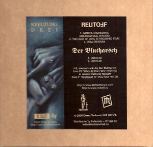 Reutoff-vs-Der-Blutharsch-Kreuzung-Drei-CD-Troum-Von-Thronstahl-Death-in-June