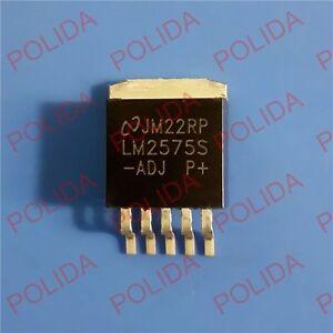 50PCS LM2575S-ADJ TO-263 IC good quality