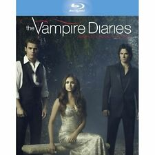 Vampire Diaries - Series 4 - Complete (Blu-ray, 2013, 4-Disc Set)