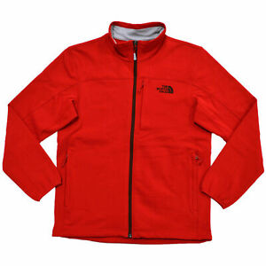 The-North-Face-Jacket-Mens-Fleece-Lined-200-Wt-Cinder-Zip-Pockets-S-M-Xl-New-Nwt