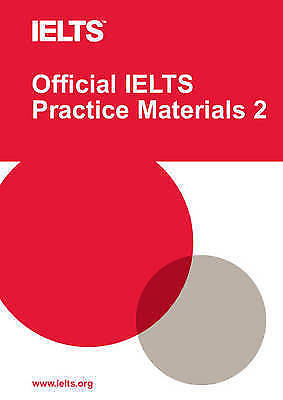 1 of 1 - Official IELTS Practice Materials 2 with By University of Cambridge ESOL
