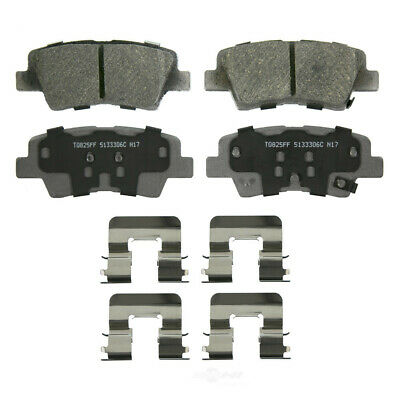 Wagner QC935 Rr Ceramic Brake Pads