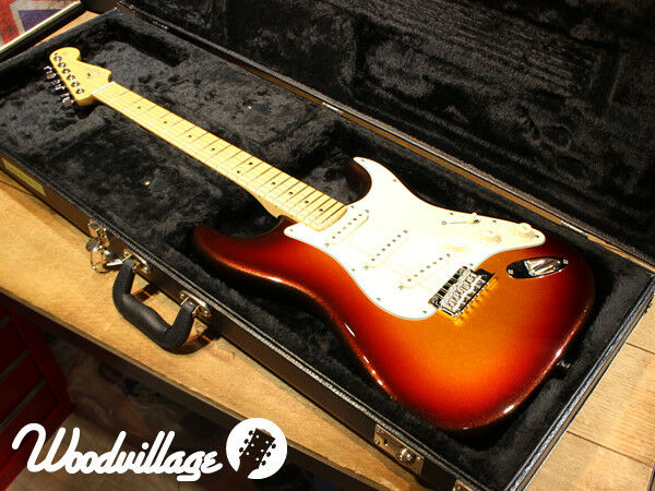 Fender American Deluxe Stratocaster Plus MY3TS AM DX ST PLUS rare EMS F S