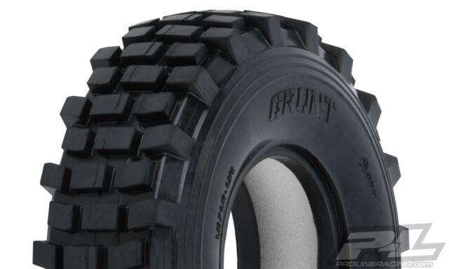 Pro-line Racing Grunt 1.9 G8 Rock Terrain Truck Tires for F//R 2 PRO1017214