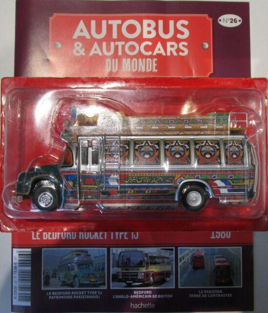 IXO 1/43 - Autobus et autocars du monde 26 - Bedford Pocket type 5
