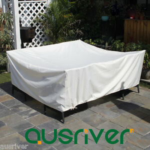 Premium Polyester Outdoor Furniture Cover Waterproof Uv