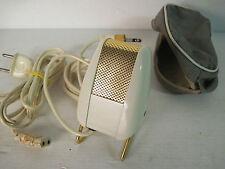 microfono vintage bianco avorio per registratore a bobine
