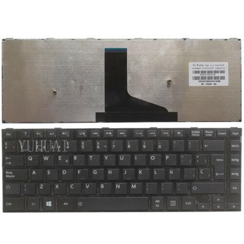 For Toshiba Satellite L45-A L45D-A L45t-A L40-A C40-A Spanish Latin keyboard