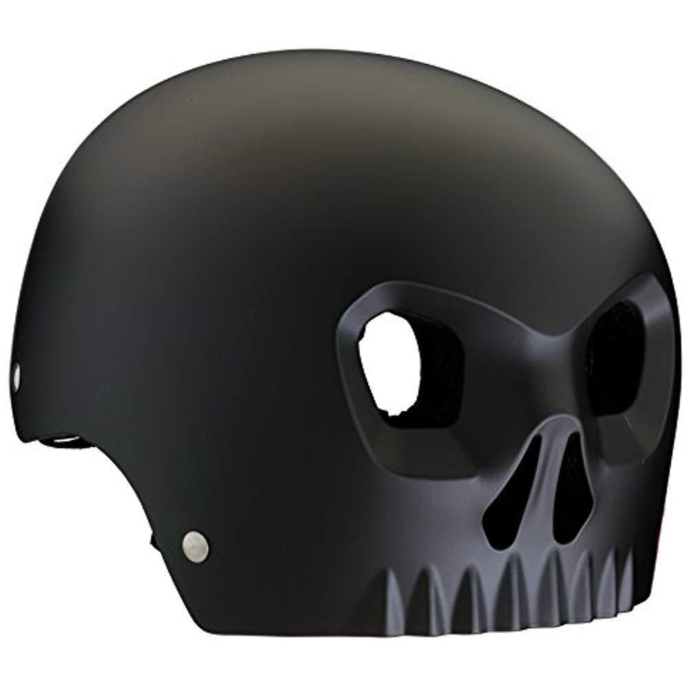 Boys Street Youth Skull Hardshell Helmet Sports Bikes Scooters Roller Blades NEW