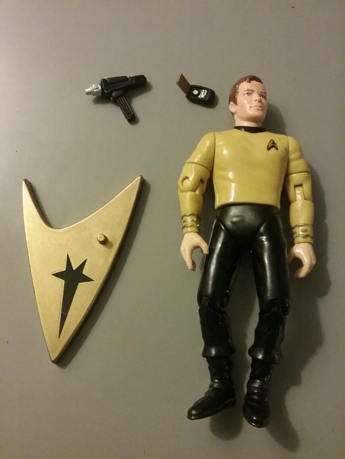 Compañero Compañero Compañero en Estrella Trek, siete dígitos, Kirk Spock Sulu McCoy Scotty geordie Gül. a36