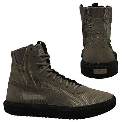 Puma Evolution Breaker Hi blockiert Herren Schnürschuh High Top Sneaker 366989 01 q7d | eBay