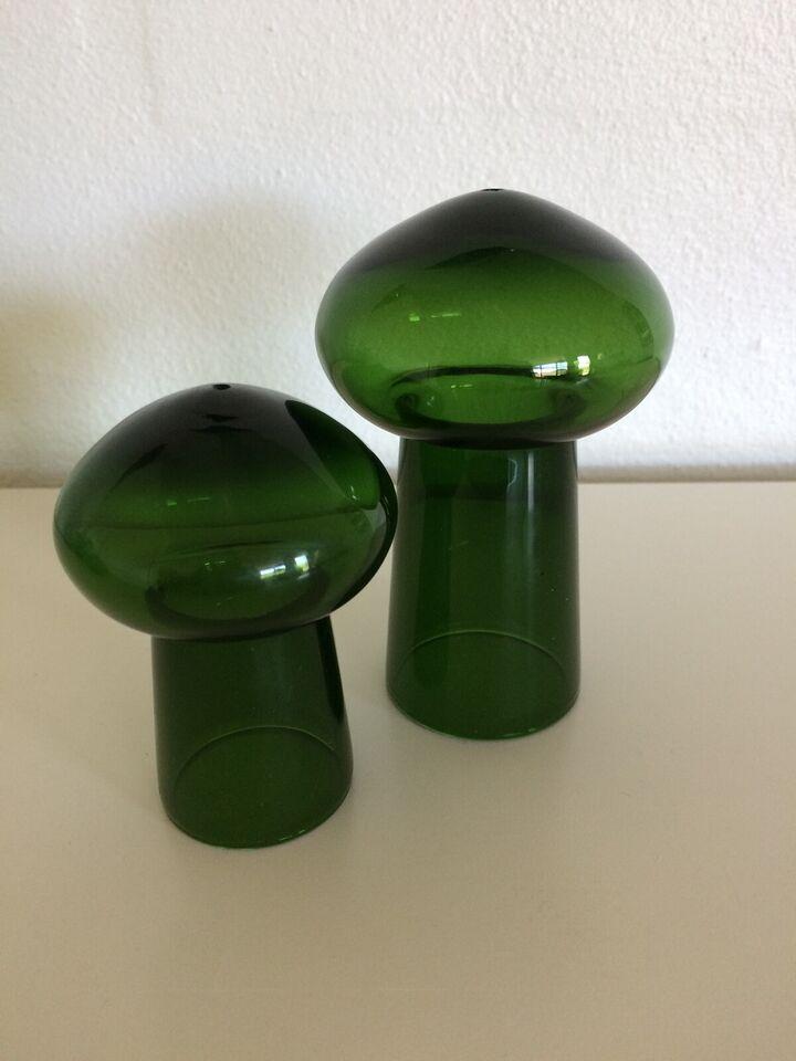 Glas, Strøbøsser, Palet-serien