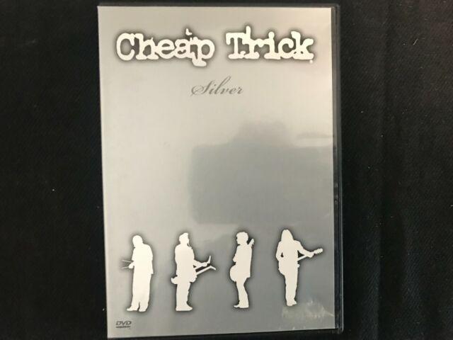 Cheap Trick  DVD  Silver   Sehr guter Zustand !!  Neuwertig