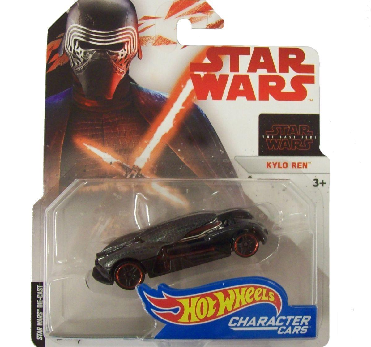 HOT Wheels-Star Wars Jedi l'ultimo l'ultimo l'ultimo Carattere Auto
