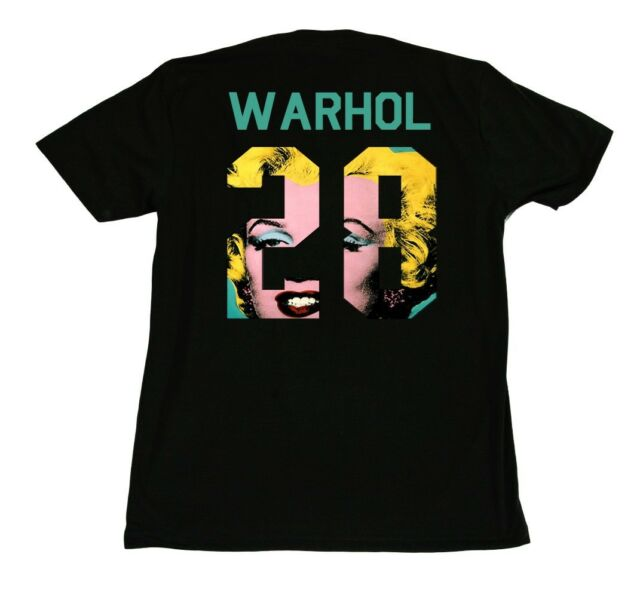 KINGS OF NY WARHOL TSHIRT TEAM ANDY ART TRILL BY NUMBERS  ARTISTS HOOD