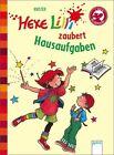 Hexe Lilli zaubert Hausaufgaben von Knister (2011, Gebundene Ausgabe)
