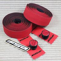 Fsa Hp Power Touch Grips Hb276 Lenkerband Für Rennrad - Rot -