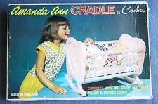VINTAGE 1960/70'S AMANDA ANN CRADLE BY COMBEX