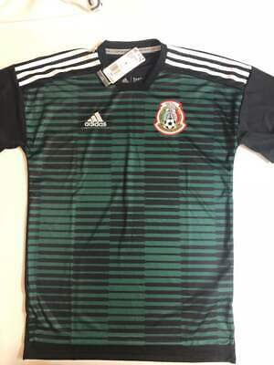 2019/20 ADIDAS MEXICO HOME PRE-MATCH JERSEY PLAYER ISSUE   eBay