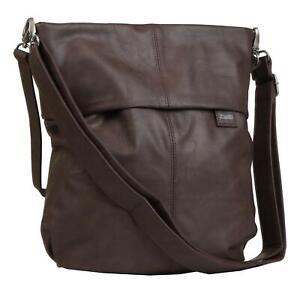 ZWEI-Umhaengetasche-Tasche-Schultertasche-Tasche-Handtasche-Damentasche