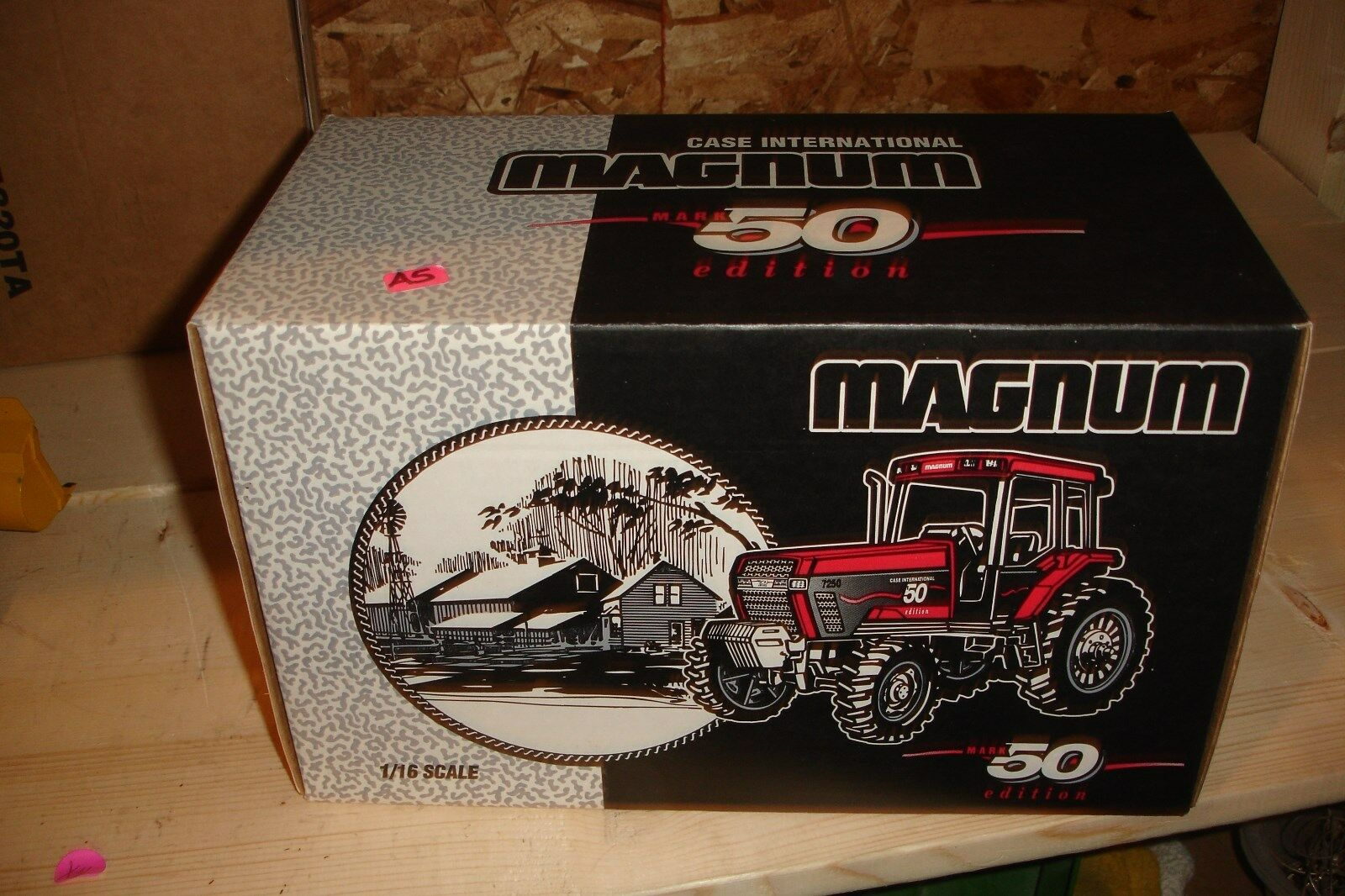 1 16 Case International 7250 Mark 50th Addition toy tracror