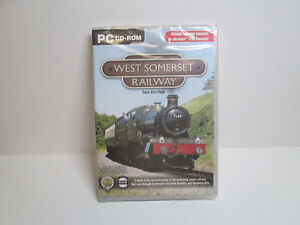 Details about West Somerset Railway add for Microsoft Train Simulator New  Sealed DVD