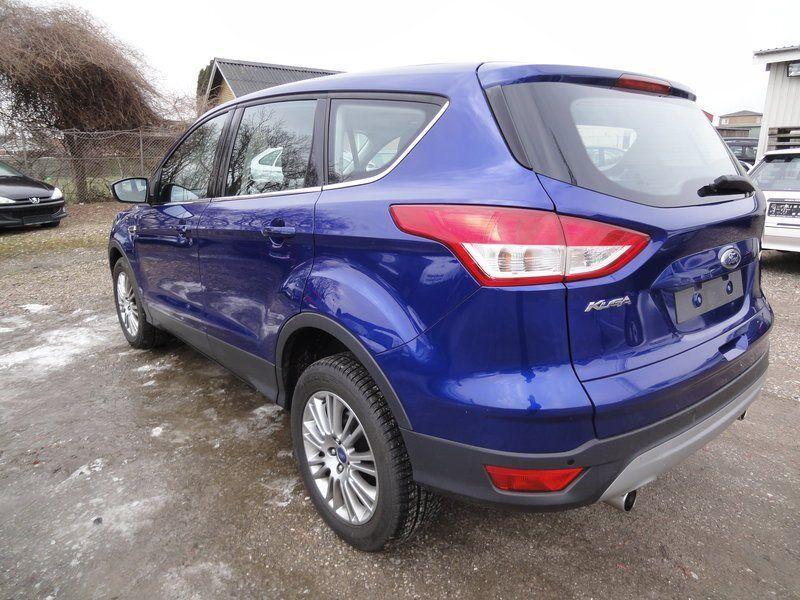 Ford Kuga 2,0 TDCi 163 Titanium+ aut. AWD Diesel aut.