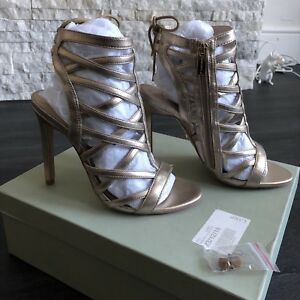 """variety of designs and colors classic styles lace up in Details about Carvela Kurt Geiger High Heel Shoes - """"Gracie"""" Gold, Size38 /  BNIB - worth £130"""