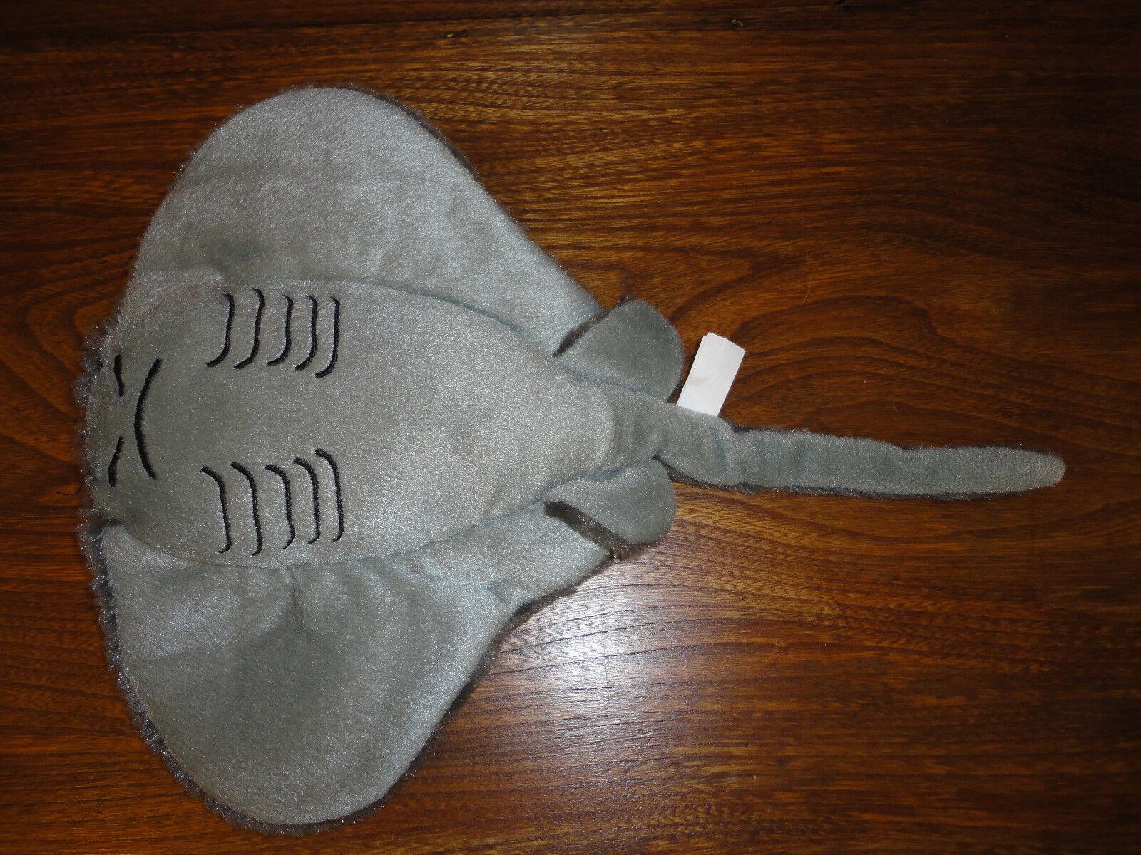 The Petting Zoo STINgrau Stuffed Soft grau grau grau Plush Toy 13 inch 002159 2013 3fedaa