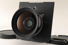 【MINT】 FUJIFILM FUJINON SWD 75mm F5.6 Copal #0 from Japan 601Y