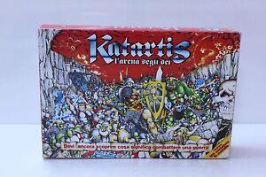 Katartis, l'arène des dieux