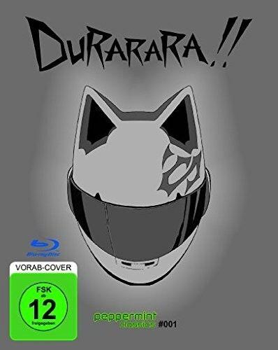 DURARARA!! (VOL.1) EP 01-12  2 BLU-RAY NEU