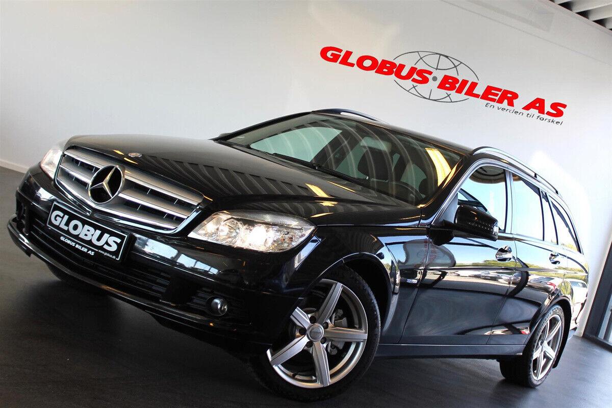 Mercedes C250 2,2 CDi stc. BE 5d - 114.900 kr.