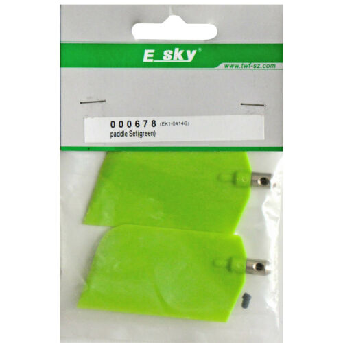 Ersatzteil Paddel Set Belt CP V2 grün Esky EK1-0414G000678 890059