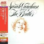 Songs of The Beatles 0081227959876 by Sarah Vaughan CD