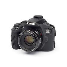 easyCover Armor Protective Skin for Canon EOS Rebel T6 / EOS 1300D - Black