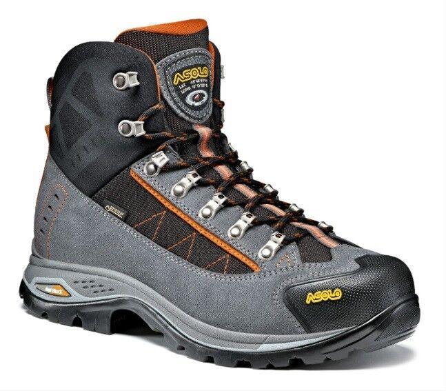 shoes boots Mountain-climbing Hiking Trekking ASOLO PATROL GV orange GTX