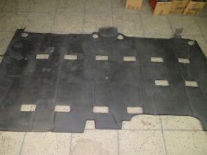 Fußbodenbelag Gummi ~ Vw t6 lr bodenbelag gummi m16668 7h3863731f9bv ebay