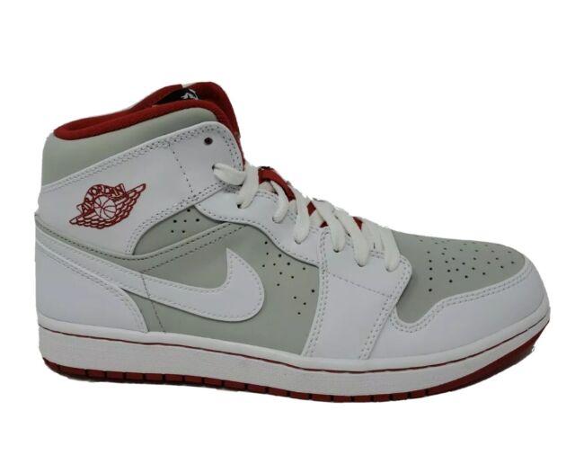 Nike Air Jordan 1 Mid Retro Hare Sz 12