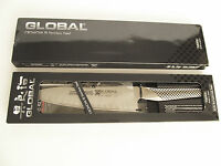 Global Yoohikin G-78 18cm Cooks Knife Series Fluted Stainless Steel Japan