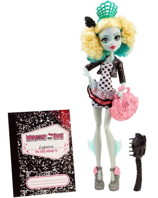 Кукла Лагуна Блю Школьный обмен Монстр Хай (Monster High)